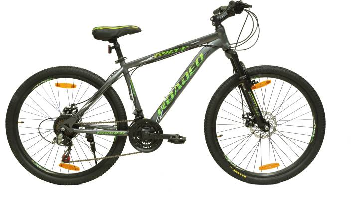 Hercules Roadeo Riot Medium 26 T 21 Speed Mountain Cycle