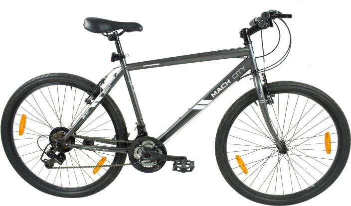 ibike city easy  Mach City iBike Medium 26 T Hybrid Cycle/City Bike Price in India ...