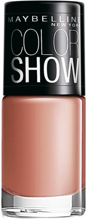Maybelline Color Show Nail Polish Nude Skin - Price in India, Buy ...