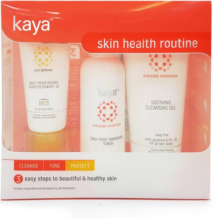 Kaya Skin Health Routine Price in India - Buy Kaya Skin Health ... 905bd6268