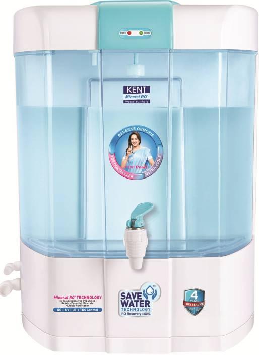 b8eaac842 Kent PEARL(11002) 8 L RO + UV + UF Water Purifier - Kent   Flipkart.com