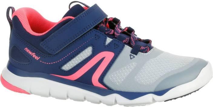 46d21f6c687 NEWFEEL by Decathlon Boys & Girls Velcro Walking Shoes Price in ...
