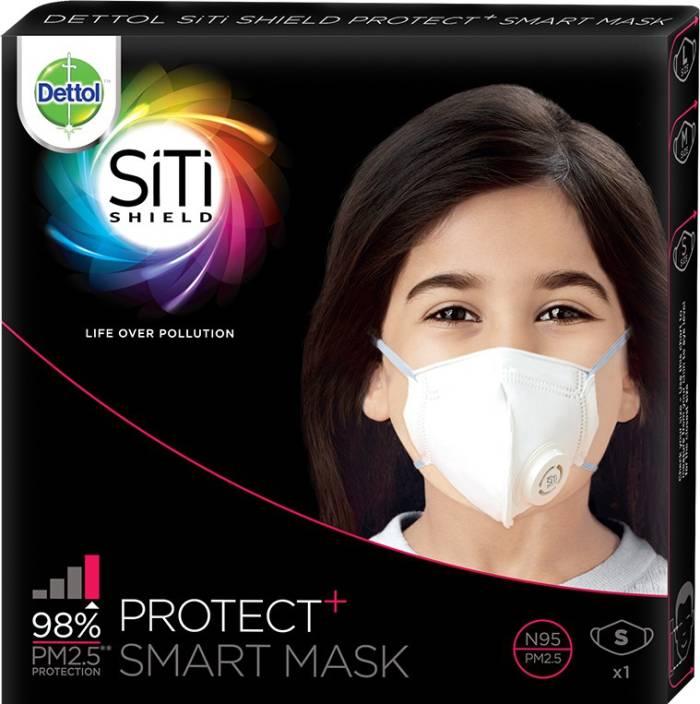 Dettol SiTi Shield Protect Plus Smart A+211VSFFPI Mask