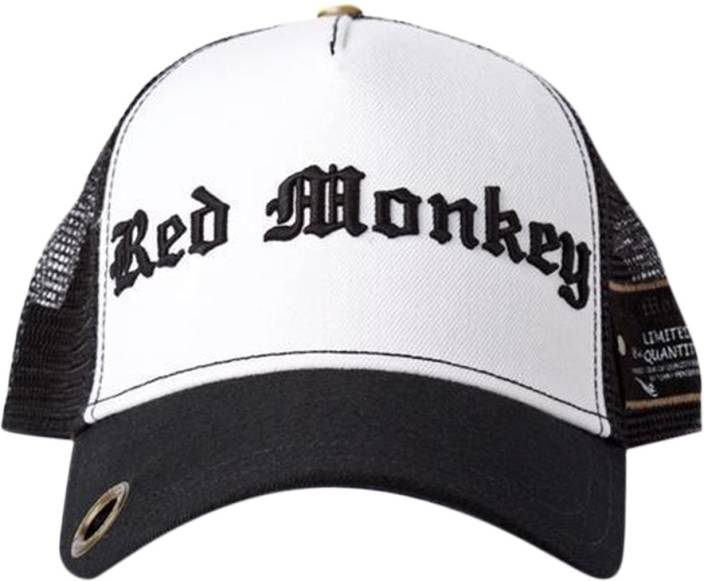 7edb8ff7 Red Monkey Trucker Cap - Buy Red Monkey Trucker Cap Online at Best Prices  in India | Flipkart.com