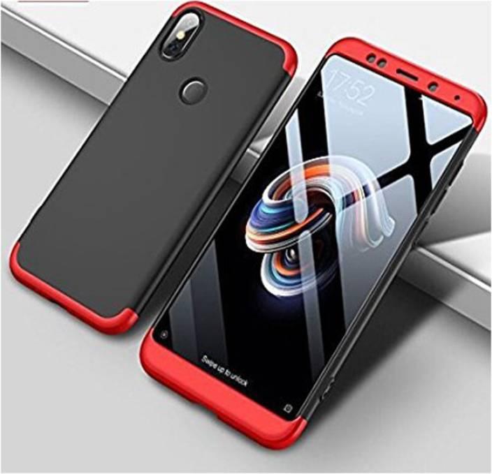 competitive price 1d415 9dc64 MOUSETRAPS Front & Back Case for Mi Redmi Note 5 Pro