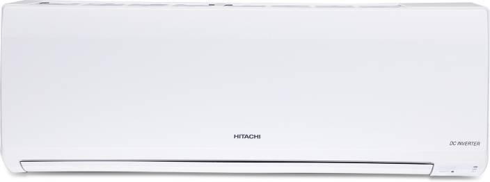 Hitachi 1 Ton 4 Star BEE Rating 2018 Inverter AC  - White