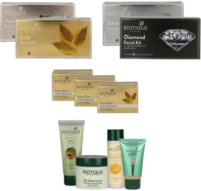 415f53aa2c Biotique Beauty Box Price in India - Buy Biotique Beauty Box online ...