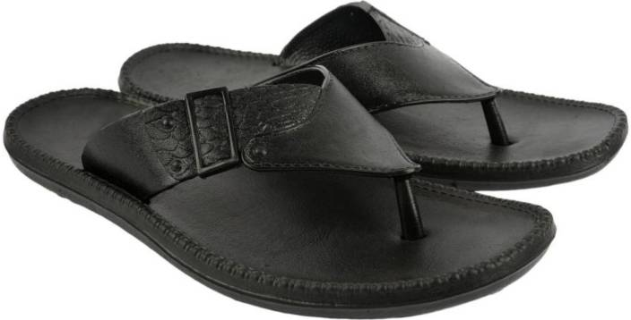 09d06a9865c7 DIZI DzVR Men's And Boy's Black Slippers And Flip Flops Slippers - Buy DIZI  DzVR Men's And Boy's Black Slippers And Flip Flops Slippers Online at Best  Price ...