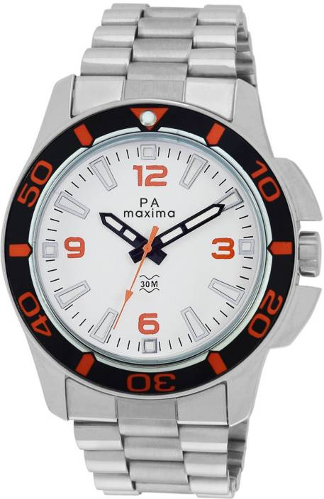 Maxima O-44921CMGI Watch  - For Men
