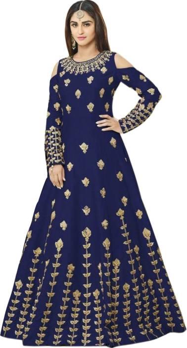 6fd91b74a4 Siddeshwary Fab Anarkali Gown