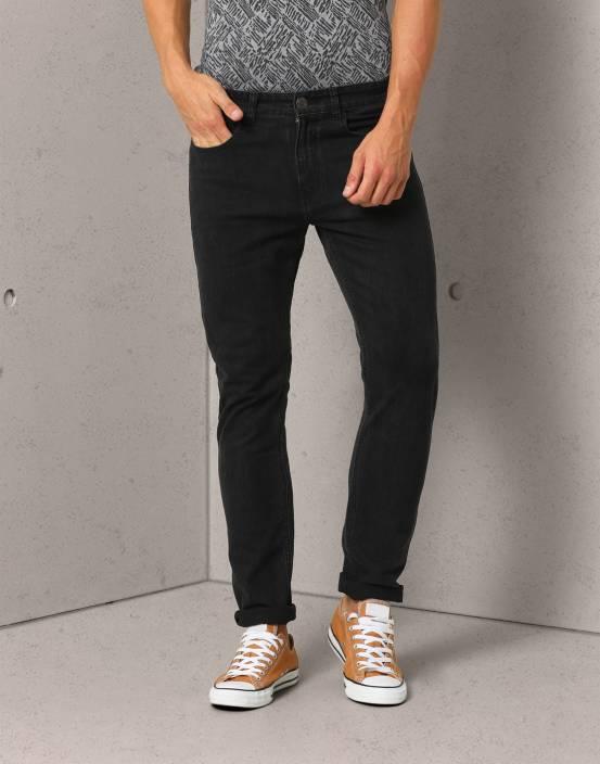 Metronaut Skinny Men's Black Jeans