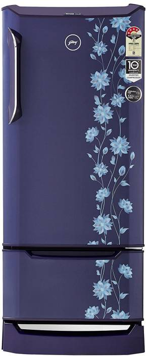 Godrej 255 L Direct Cool Single Door 4 Star Refrigerator