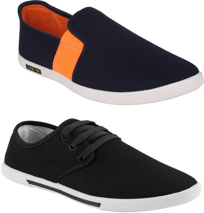 Oricum COMBOO472349 Loafers  Buy Blue  Black Color Oricum COMBOO472349 Loafers Online at Best Price  Shop Online for Footwears in India  t84lcqVs