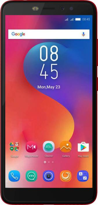 Infinix Hot S3 (Bordeaux Red, 32 GB)