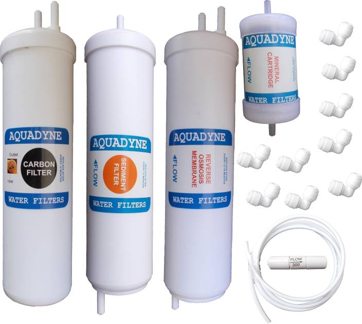 8c2686bf145 AQUADYN RO Service Kit for Aquaguard Superb with Installation guide and  Youtube video installation support Solid Filter Cartridge (.0001