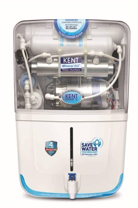 5b1658cfcd0 Kent PRIME TC (11030) 9 L RO + UV + UF Water Purifier - Kent ...