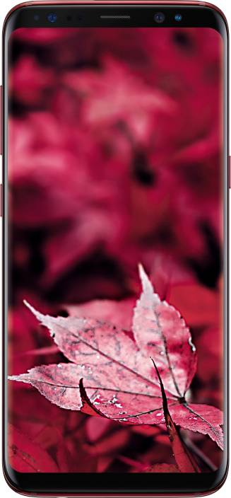 Samsung Galaxy S8 (Burgundy Red, 64 GB)