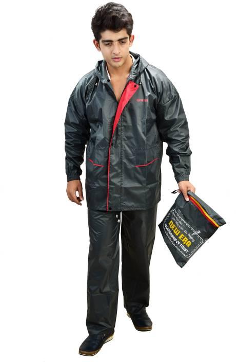 47f4bce861a8 New Era Solid Men Raincoat - Buy New Era Solid Men Raincoat Online at Best  Prices in India