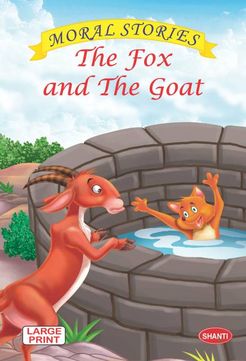 moral stories for children-Moral Stories (English) - The Fox
