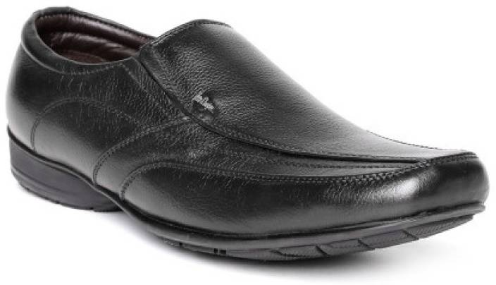 sale retailer 35a20 94547 Lee Cooper Slip On For Men (Black)
