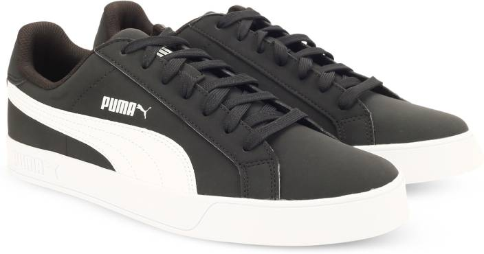 Puma Smash Vulc Sneakers For Men (Black) 5807ba2aa11f7