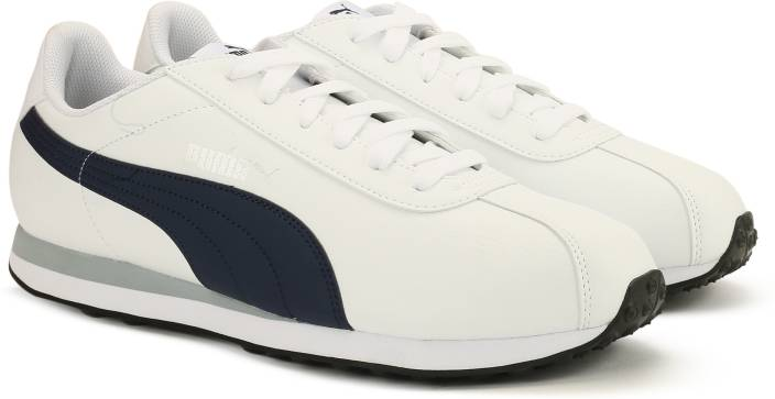ecc1104b7354 Puma Turin Sneakers For Men - Buy Puma White-Peacoat Color Puma ...