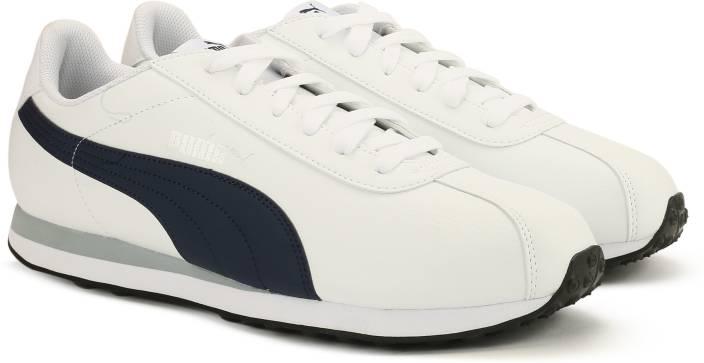 7d7e31131cac40 Puma Turin Sneakers For Men - Buy Puma White-Peacoat Color Puma ...