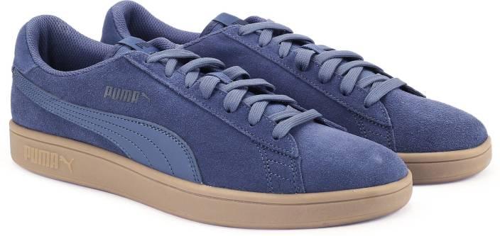 430fd9a3b8ca Puma Smash v2 Sneakers For Men - Buy Blue Indigo-Blue Indigo Color ...