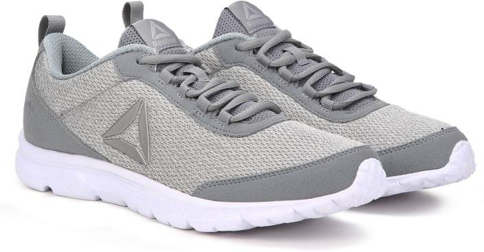 eb09b12e4f02 REEBOK SPEEDLUX 3.0 Running Shoes For Men - Buy GREY WHITE PEWTER ...
