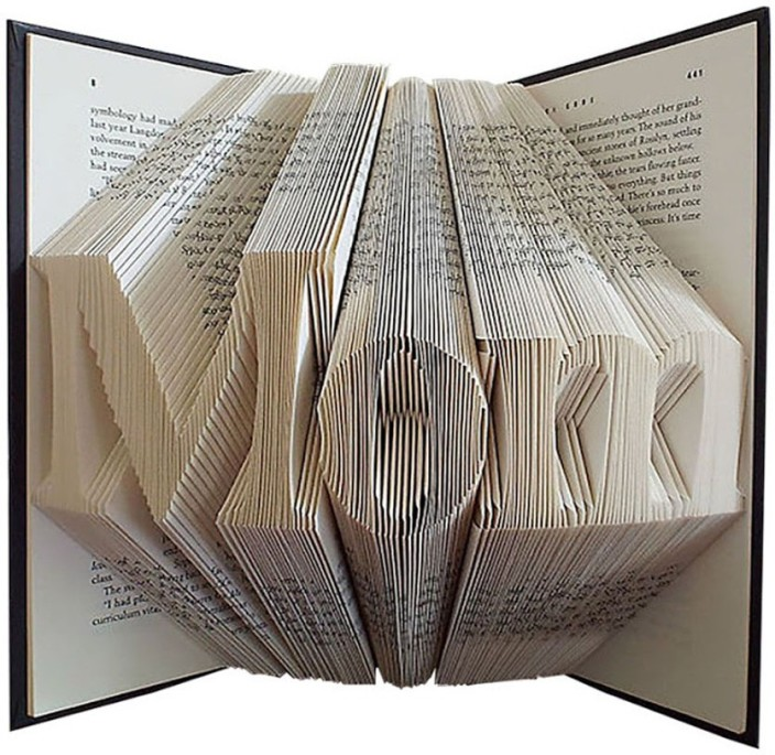 Boston creative company Folded Book Art - Gifts for mom - mom gifts - Mothers day gifts - Unique gifts - birthday gifts for women - Personalized gifts ... & Boston creative company Folded Book Art - Gifts for mom - mom gifts ...