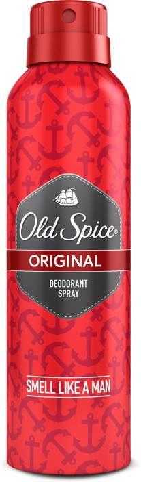 Old Spice Original Deodorant Spray  -  For Men