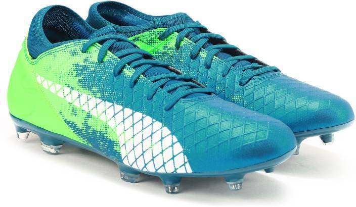 a4b4d160c3a1d4 Puma FUTURE 18.4 FG AG Football Shoes For Men - Buy Deep Lagoon-Puma ...