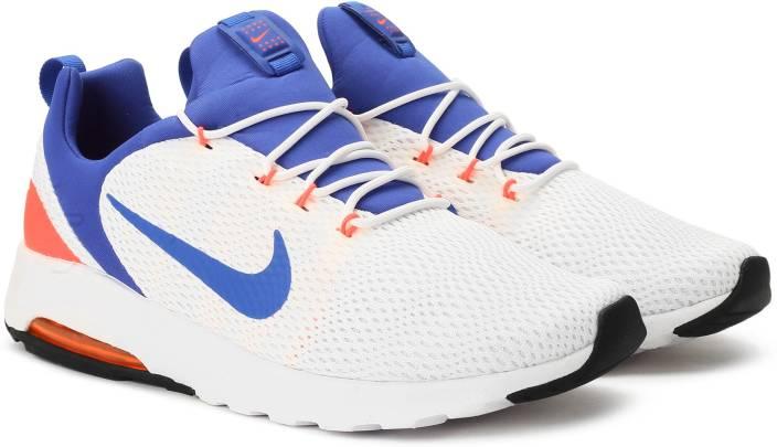 08cea8fd616 Nike AIR MAX MOTION RACER Running For Men - Buy WHITE ULTRAMARINE ...