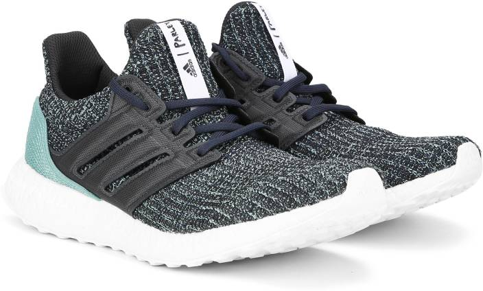 watch d17bf f56a0 ADIDAS ULTRABOOST PARLEY Running Shoes For Men (Multicolor)