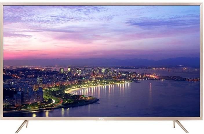 TCL P2MUS 163 8cm (65 inch) Ultra HD (4K) LED Smart TV