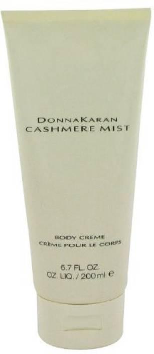 Donna Karan Cashmere Mist WomenS Body Cream - Price in India cfcd5ea9a7