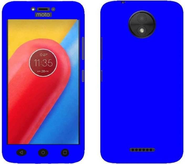 superior quality 711c7 912a6 Fresca Front & Back Case for Motorola Moto C Plus - Fresca ...