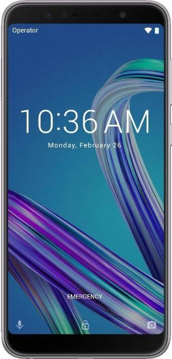 Asus Zenfone Max Pro M1, Titanium Grey, 64 GB, 4 GB RAM