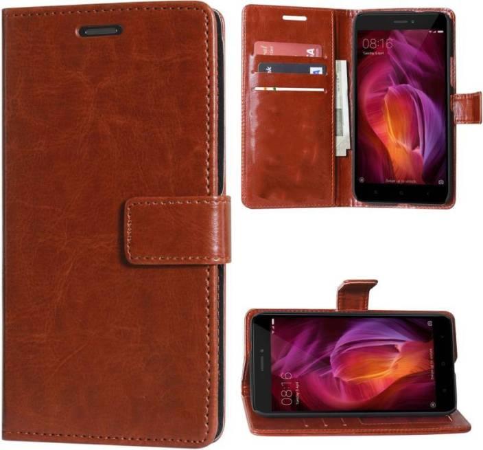 wholesale dealer 7018f 4cf29 Groovy Flip Cover for Mi Redmi Note 3