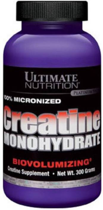 Ultimate Nutrition 100% Microniszed Creatine (300 g, Unflavored)