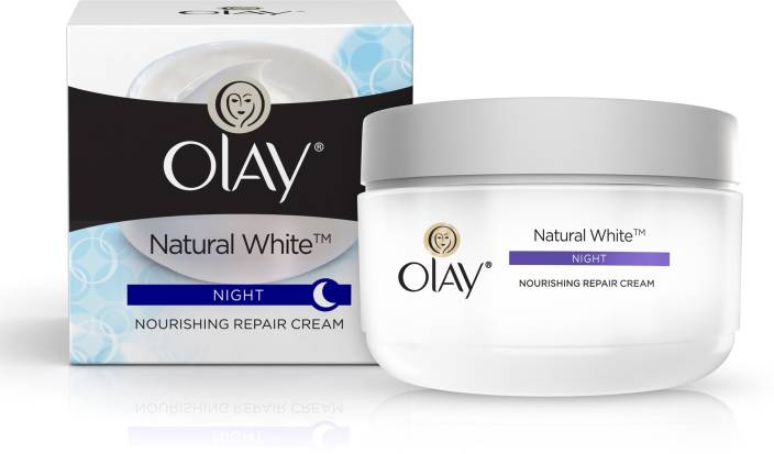 Olay Natural White Night Cream (50 g)