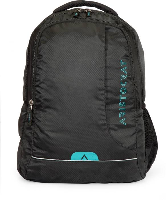 Aristocrat Zen 2 27 L Laptop Backpack Black - Price in India ... 58245da1ad4a
