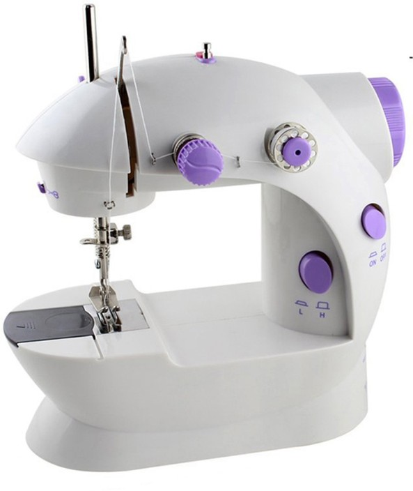 Electric Multi-function Portable Mini Desktop Sewing Machine Handheld LED LIGHT