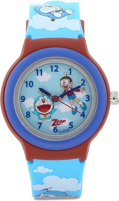 c3f04da03c1 Zoop 26013PP01 Doraemon Watch - For Boys   Girls - Buy Zoop 26013PP01  Doraemon Watch - For Boys   Girls 26013PP01 Online at Best Prices in India