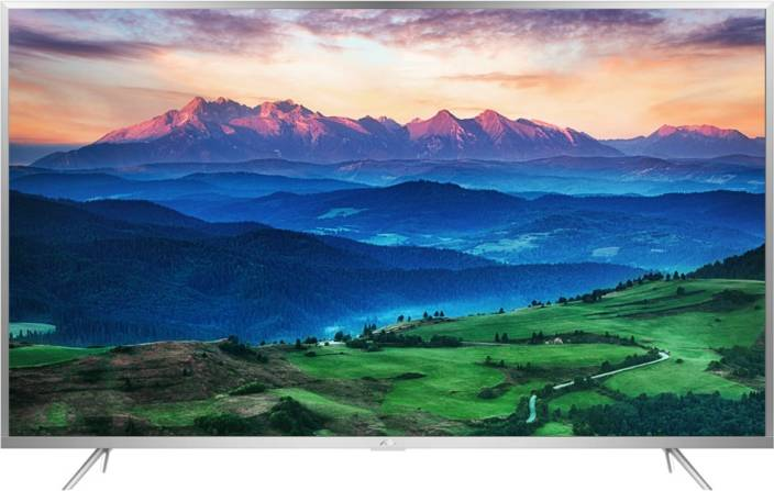 iFFALCON Certified Android 138 71cm (55 inch) Ultra HD (4K) LED Smart TV  with Netflix