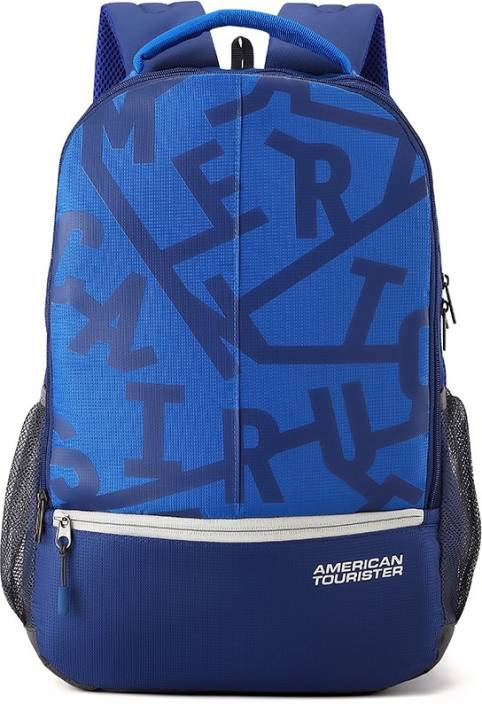 abbad82c5571ef American Tourister Fizz Sch Bag 32.5 L Backpack Blue - Price in ...