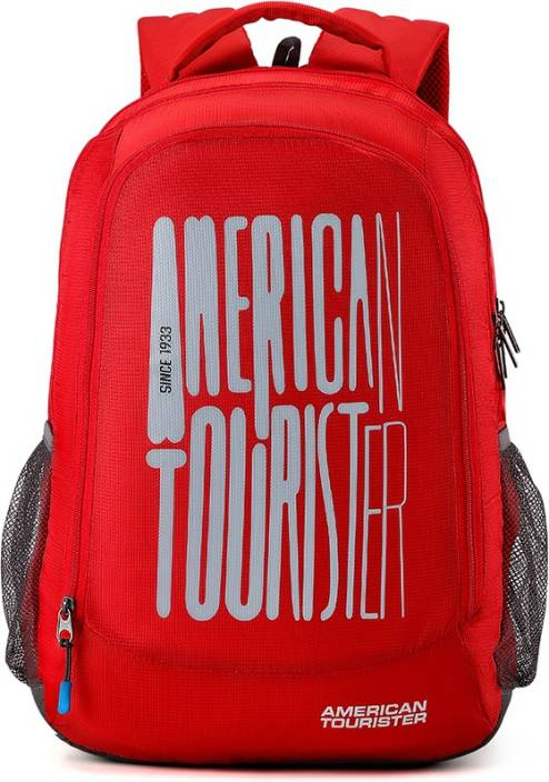 5264175a85 American Tourister Fizz Sch Bag 32 L Backpack Red - Price in India ...