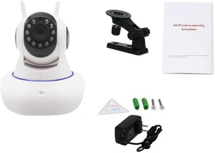 Benison India ™ 720P Megapixel Video Wireless IR Smart Mini Dome