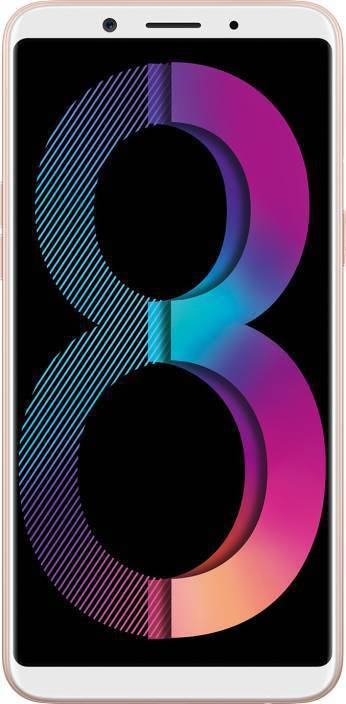 OPPO A83 (2018 Edition) (Champagne, 64 GB)