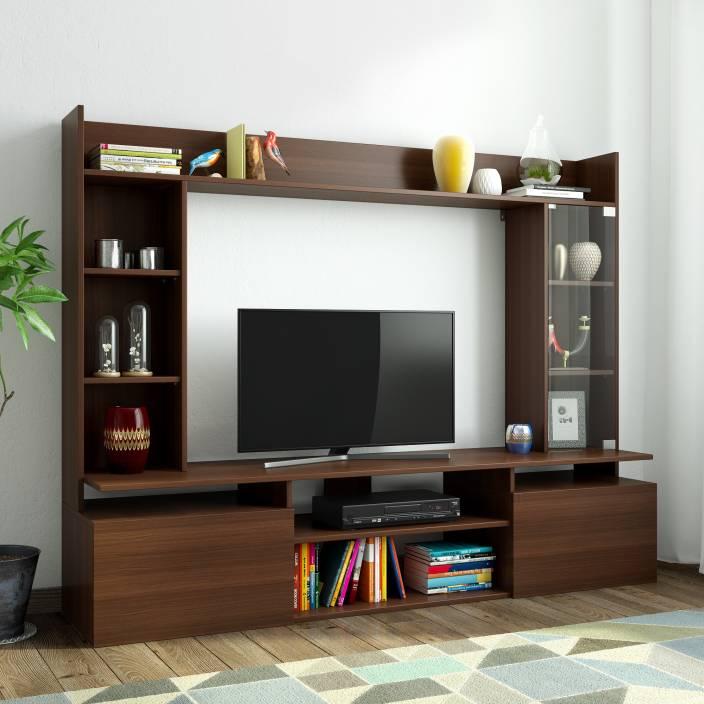 127147c1d17 Urban Ladder Celestin Engineered Wood TV Entertainment Unit (Finish Color - Dark  Oak)